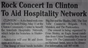 Hunterdon County Democrat, May 3, 2007
