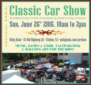 car show flyer photo