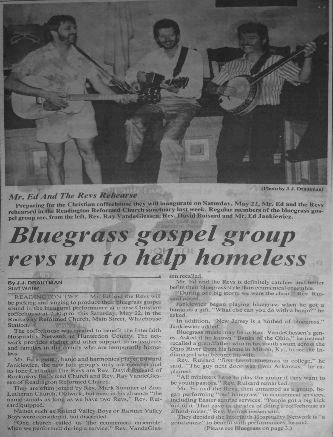 Hunterdon Review, May 19, 1993