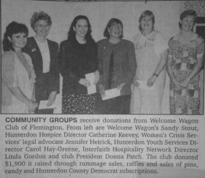 Hunterdon County Democrat, July 18, 1995